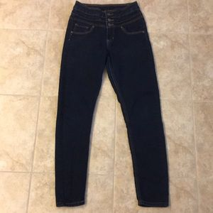 Denim - High waisted jegging